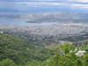 Volos View From Pelion Mountain
