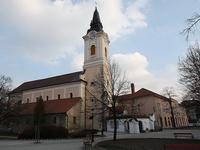 volt Szent Miklós Templom maradványai