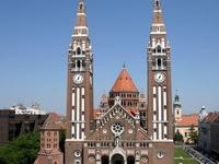 Votive Church-Szeged