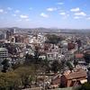Vue De Faravohitra - Antananarivo - Madagascar