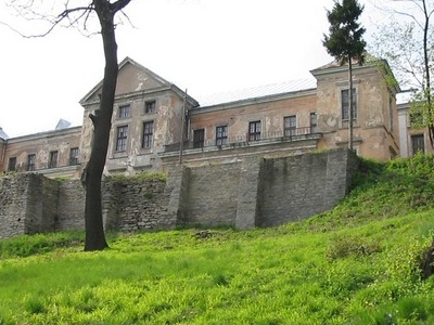 Castle In Vyshnivets