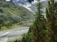 Tschierva Glacier