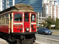 Vancouver Downtown Historic Railway
