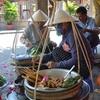 Vendor At Hoi An
