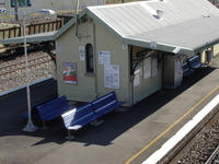 Victoria Street Railway Station