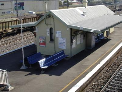 Victoria Street Station