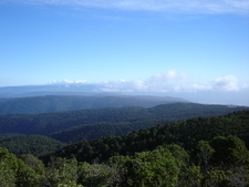 View From Cerro Oncol