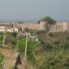 Bahu Fort From Approach Road