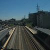 View Over Woodside LIRR Station