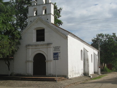 Church In Villa Vieja