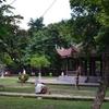 View Of Quoc Tu Giam Park