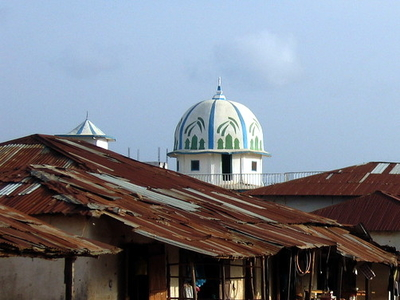 Mosque In Voinjama