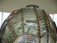 Lens Of Lighthouse