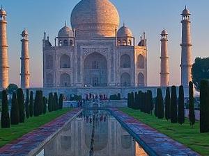Same Day Taj Mahal Visit - Agra Photos
