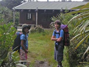 Waingongoro Hut
