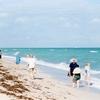 Walking Over South Beach - FL Miami