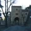 Walls And Gate In Bertinoro.