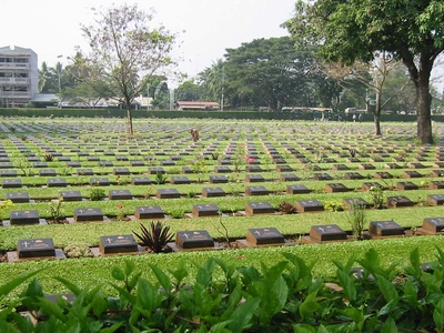 War Graves Cemetery