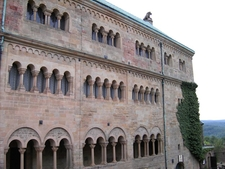 Wartburg Courtyard