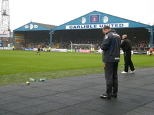 Warwick Road End