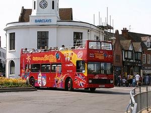 Warwickshire Tourist Bus Photos