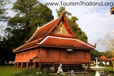 Wat Buppharam - Trat