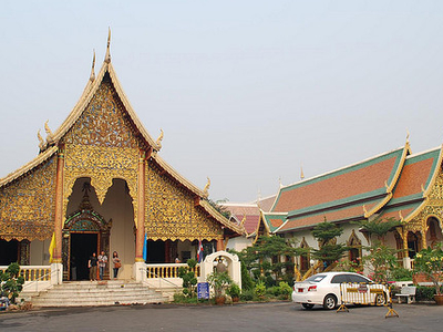Wat Chiang Man: The Oldest Temple