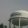 Water Tower In Orange Texas