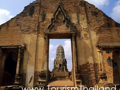 Wat Ratchaburana - Ayutthaya