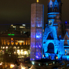 Breitscheidplatz And Kaiser Wilhelm Memorial Church At Night