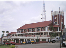 Wesley Methodist Cathedral In Kumasi