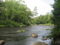 West Branch Pleasant River