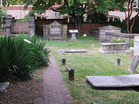 Westminster Hall and Burying Ground
