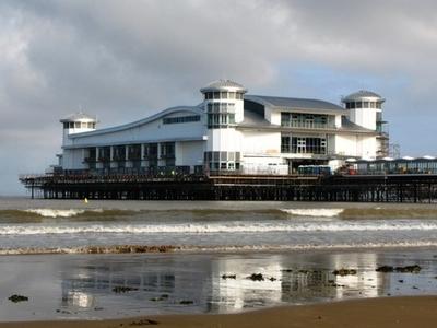Weston  Super   Mare  Grand  Pier