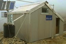 Whangaehu Hut NZAC