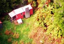 Wharekahika Hut