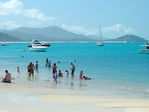Whitehaven Beach and Hamilton Island Cruise Photos