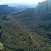 White Rim Trail View - Canyonland