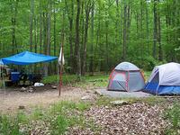 White Rocks Campground
