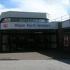 Wigan North Western Train Station