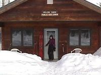Willow Winter Public Use Cabin