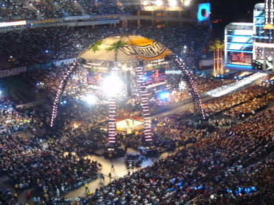 WrestleMania XXIV At Citrus Bowl