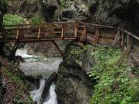 Wolfsklamm Gorge