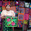 Woman Vendor - San Blas Panama