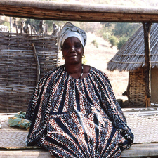 Women In Traditional Dress - Senegal