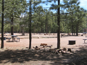 Woods Canyon Group Campground