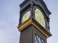 Tallest Grandfather Clock