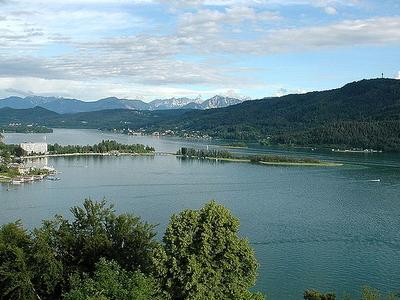 Wörthersee, Carinthia, Austria