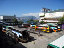 Wan Chai Ferry Bus Terminus