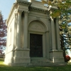 William J . Barker Mausoleum In Fairmount Cemetery